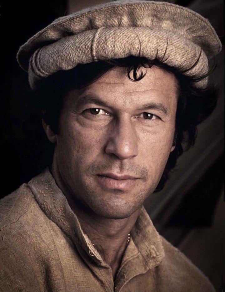 Imran Khan PTI Pakol Hat