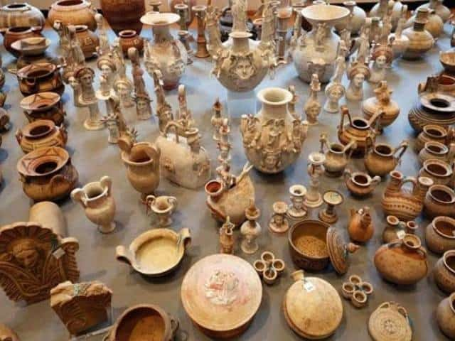 Mughal-era antiquities