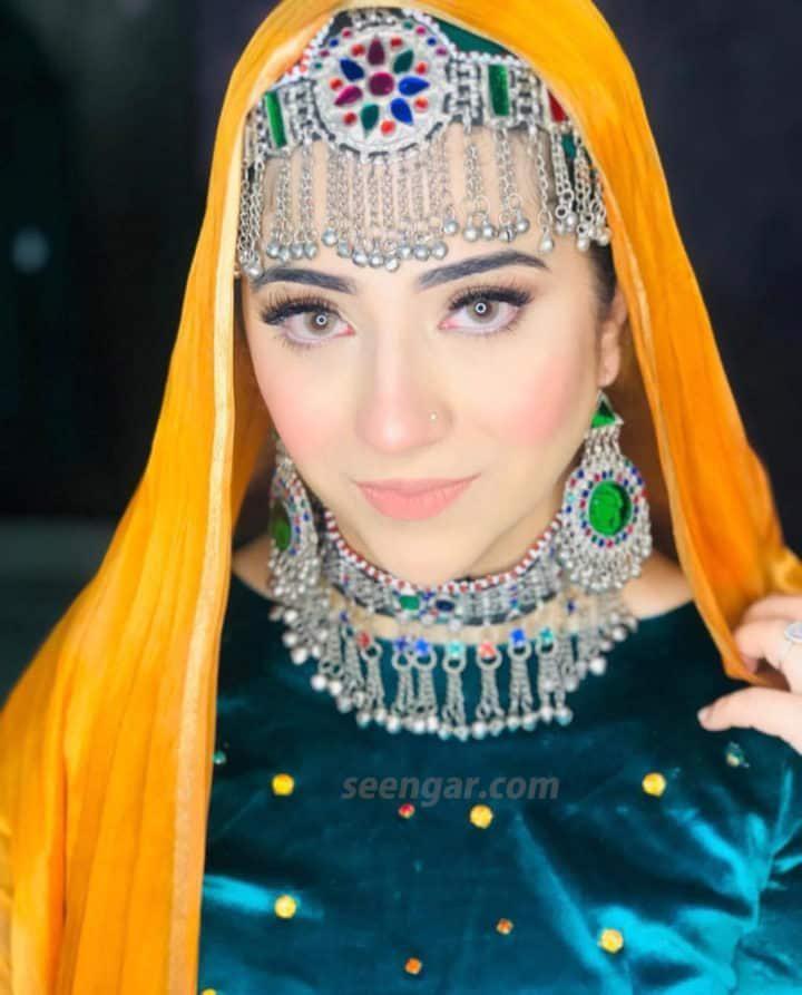 Afghan-Jewelry-Set