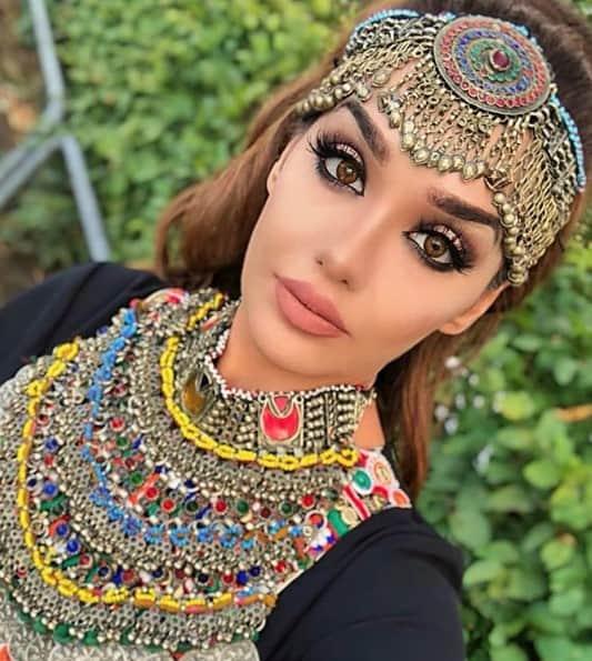 Afghan Jewelery Set